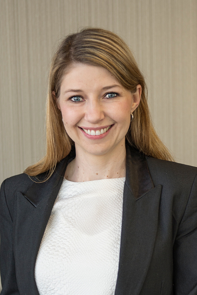 Alicia Van der Walt (née Castleman)