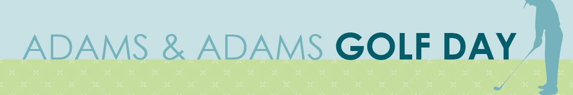 Adams & Adams Golf Day