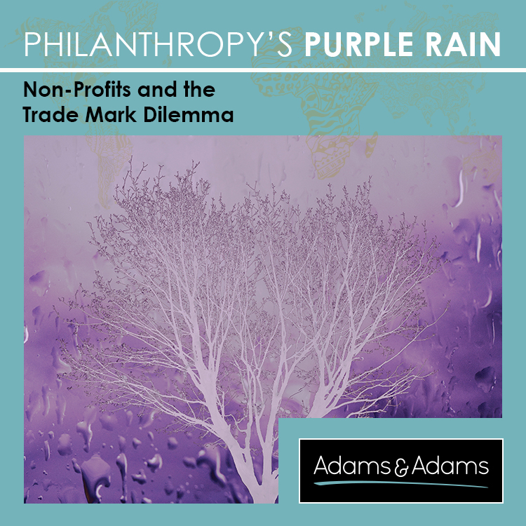 PHILANTHROPY'S PURPLE RAIN