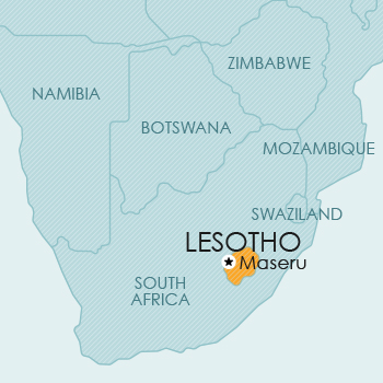 Map Of South Africa And Lesotho.Intellectual Property Guide Lesotho Adams Adams