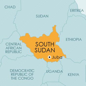 Intellectual Property South Sudan