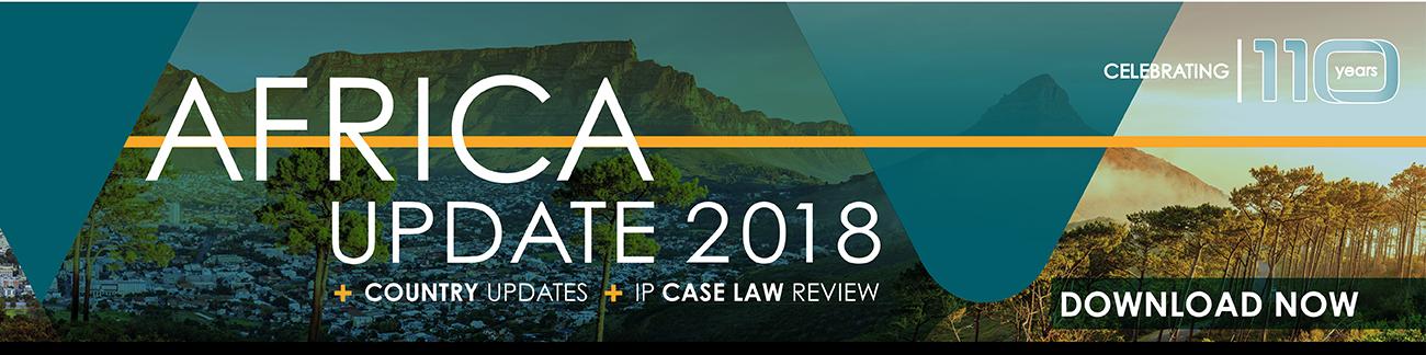 Africa Update 2018