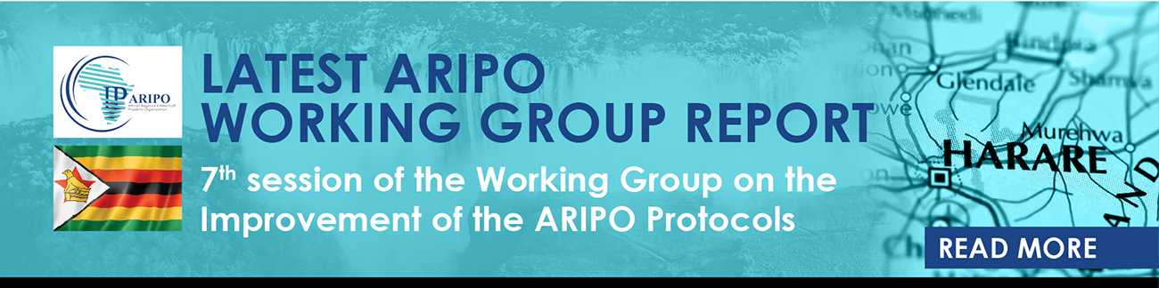 ARIPO Protocols - Zimbabwe