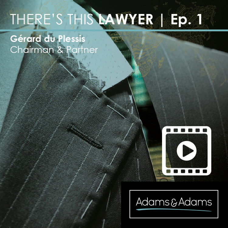 THERE'S THIS LAWYER | GERARD DU PLESSIS
