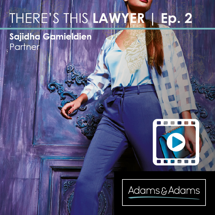 THERE'S THIS LAWYER | SAJIDHA GAMIELDIEN