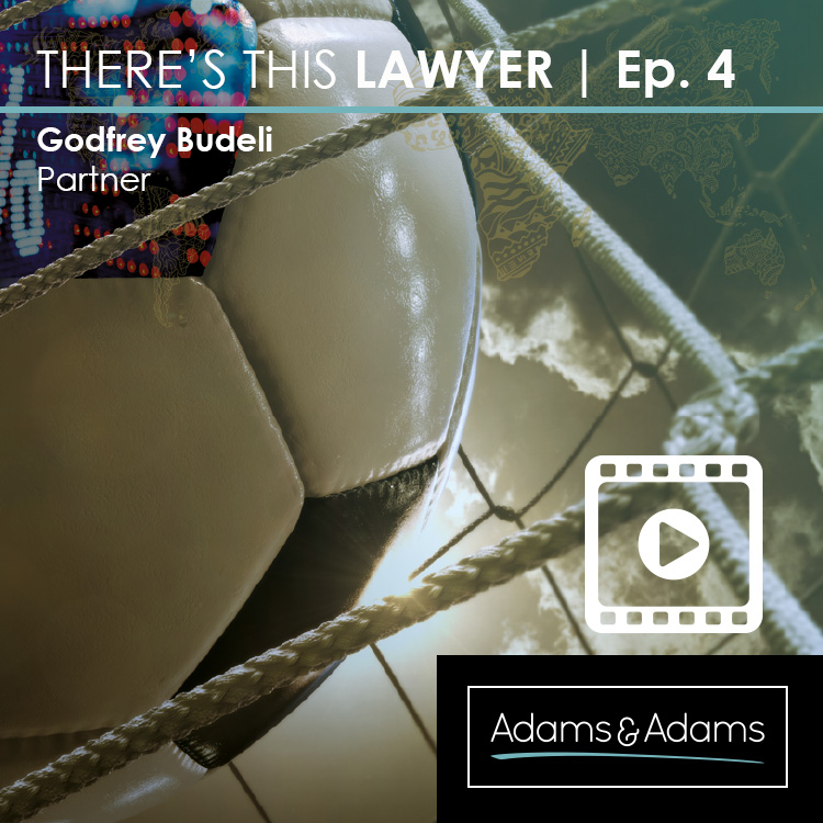 THERE'S THIS LAWYER | GODFREY BUDELI