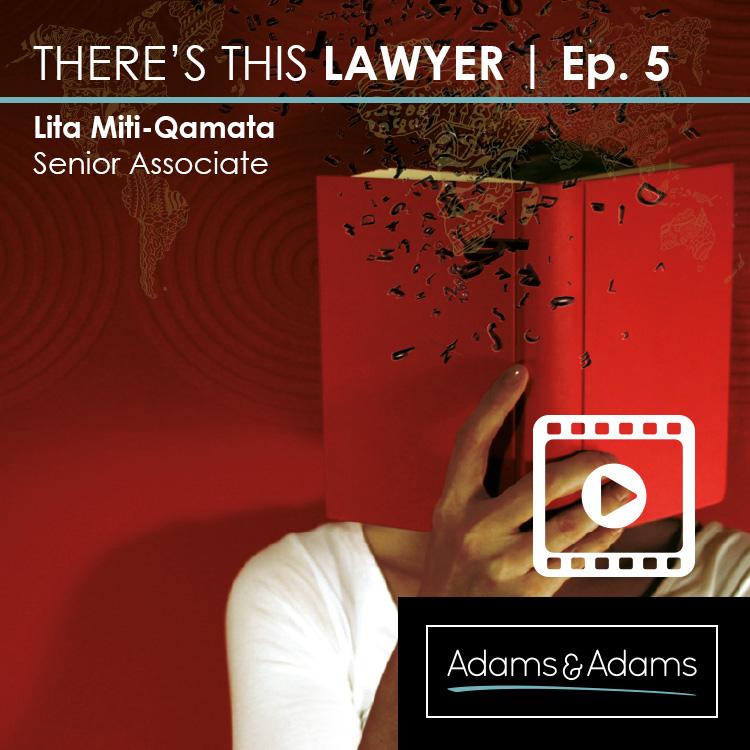 THERE'S THIS LAWYER | LITA MITI-QAMATA
