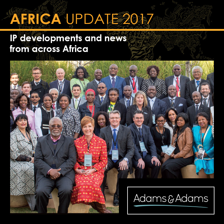 REPORT | IP DEVELOPMENTS IN AFRICA
