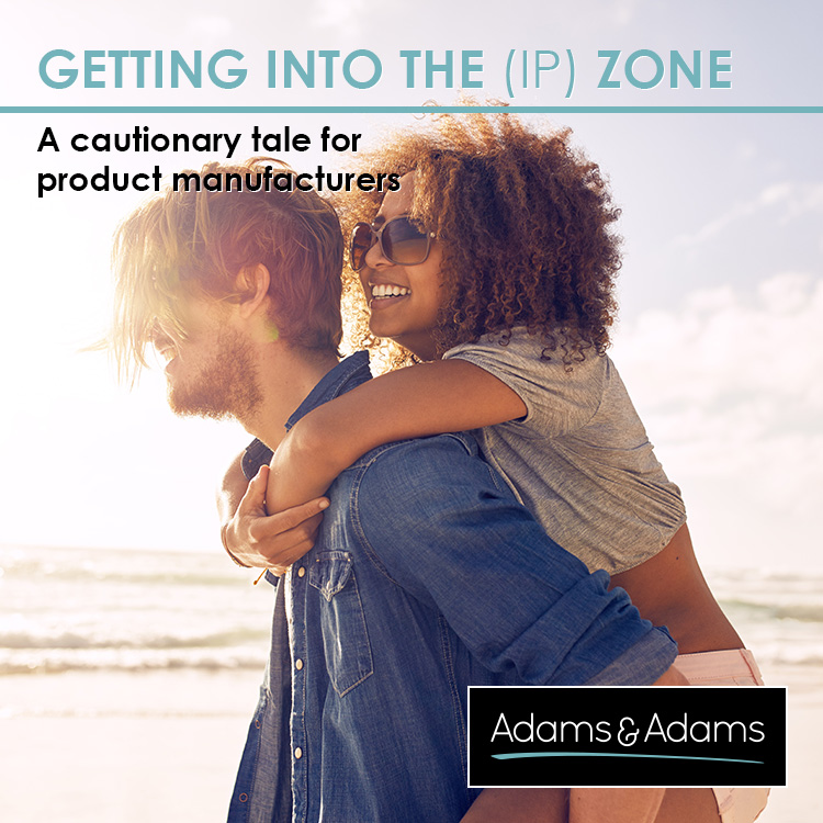 GETTING INTO THE (IP) ZONE