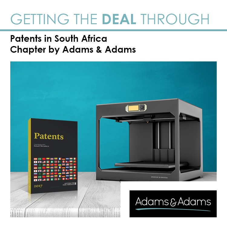 GETTING THE DEAL THROUGH | PATENTS