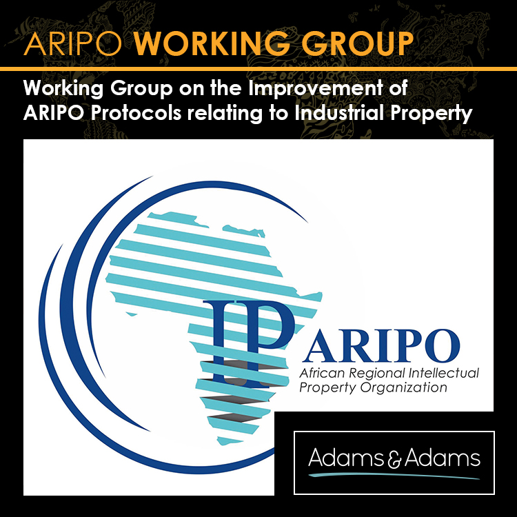 ARIPO WORKING GROUP | SESSION UPDATE