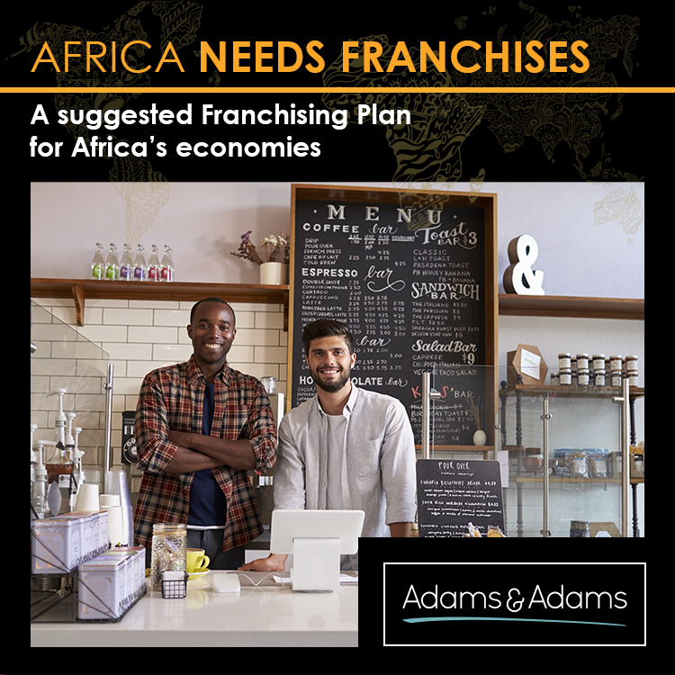 A SUGGESTED FRANCHISING PLAN FOR AFRICA