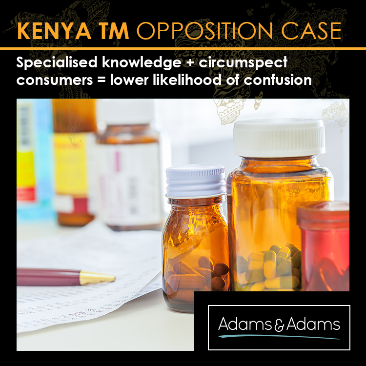 KENYA TRADE MARK OPPOSITION MATTER | COMMENTARY