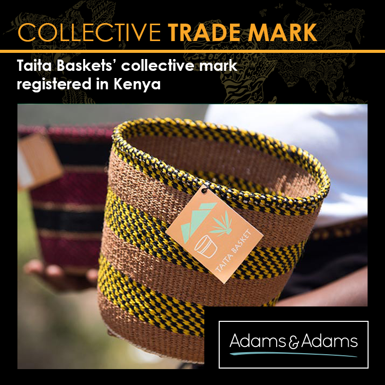 COLLECTIVE TRADE MARK REGISTERED IN KENYA | TAITA
