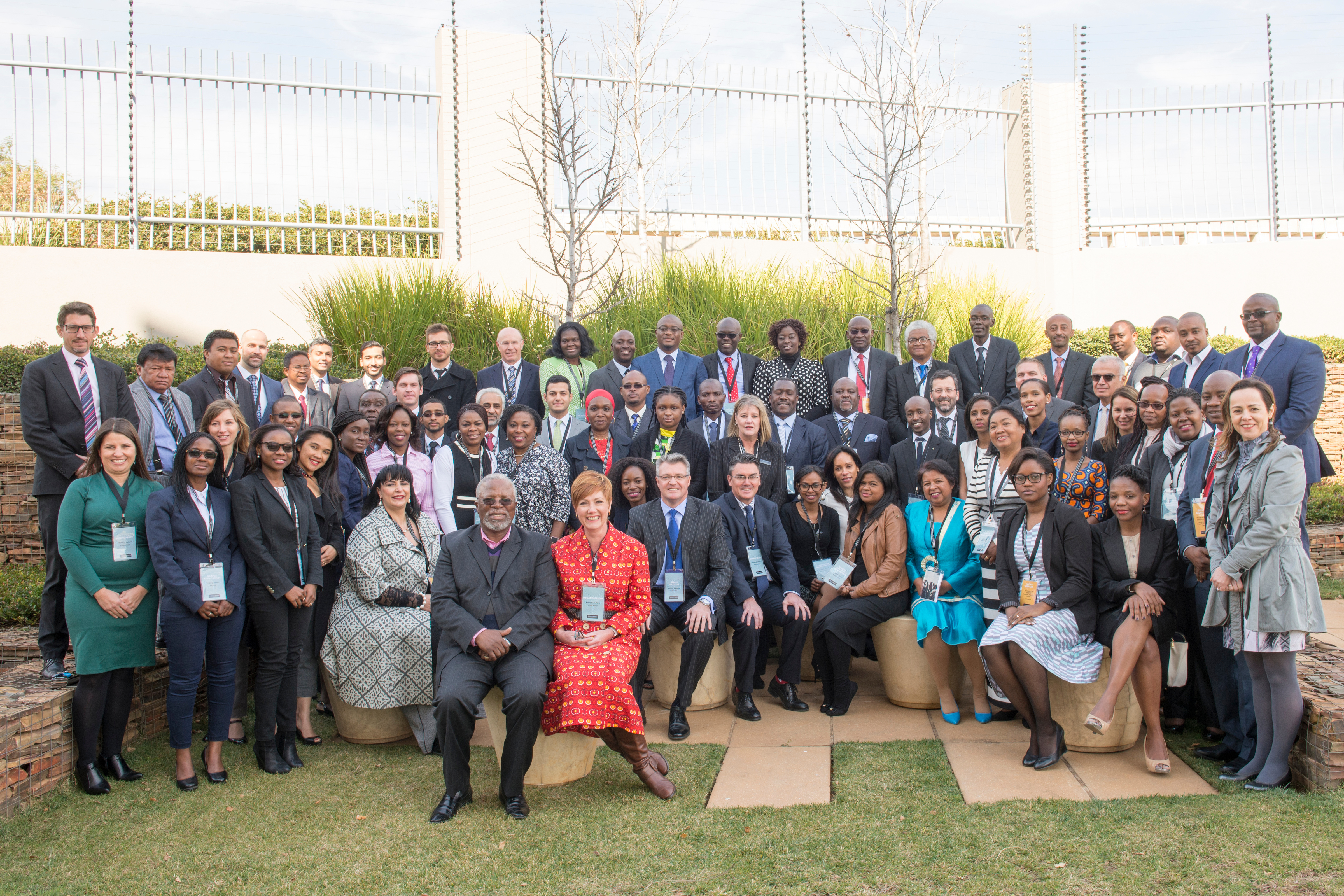 Delegates to the 4TH Annual Adams & Adams Africa Network Meeting held at our Head Office in Pretoria, South Africa from 14 – 15 August 2016