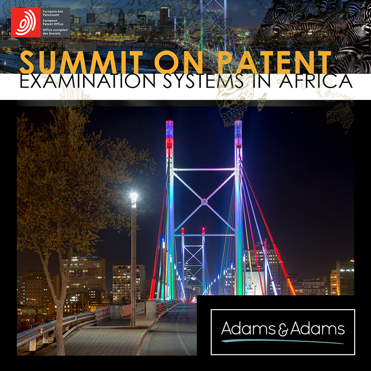PATENT EXAMINATION SYSTEMS IN AFRICA TO BE DISCUSSED AT SUMMIT