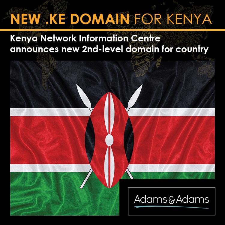 LAUNCH OF SECOND-LEVEL .KE DOMAIN FOR KENYA