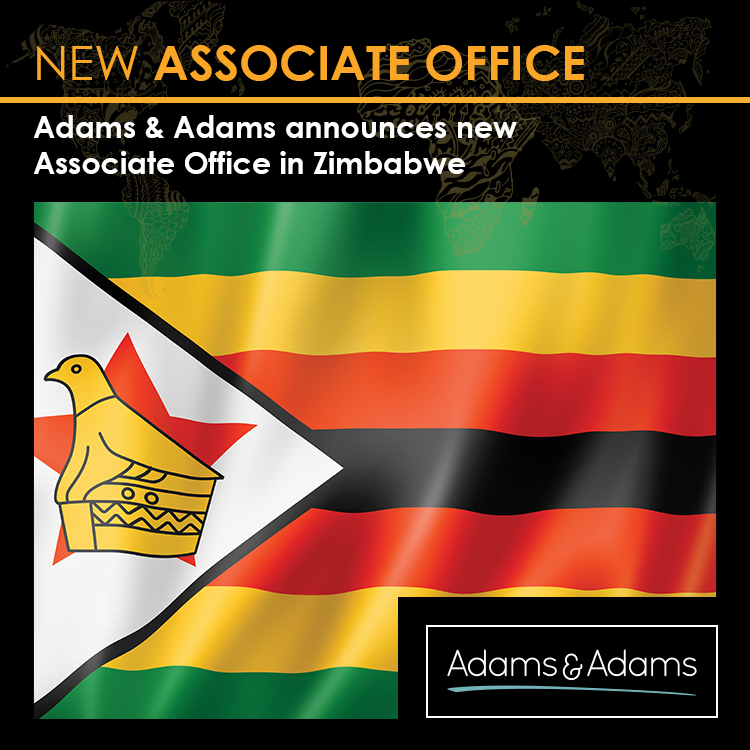 ADAMS & ADAMS ANNOUNCES NEW ASSOCIATE OFFICE IN ZIMBABWE