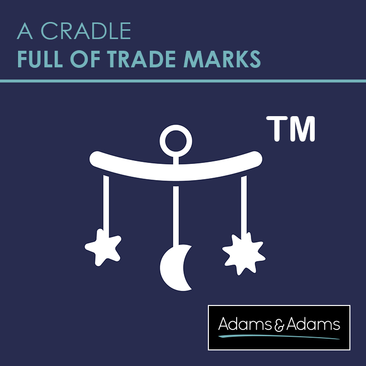 A CRADLE FULL OF TRADE MARKS | NAMES AS MARKS