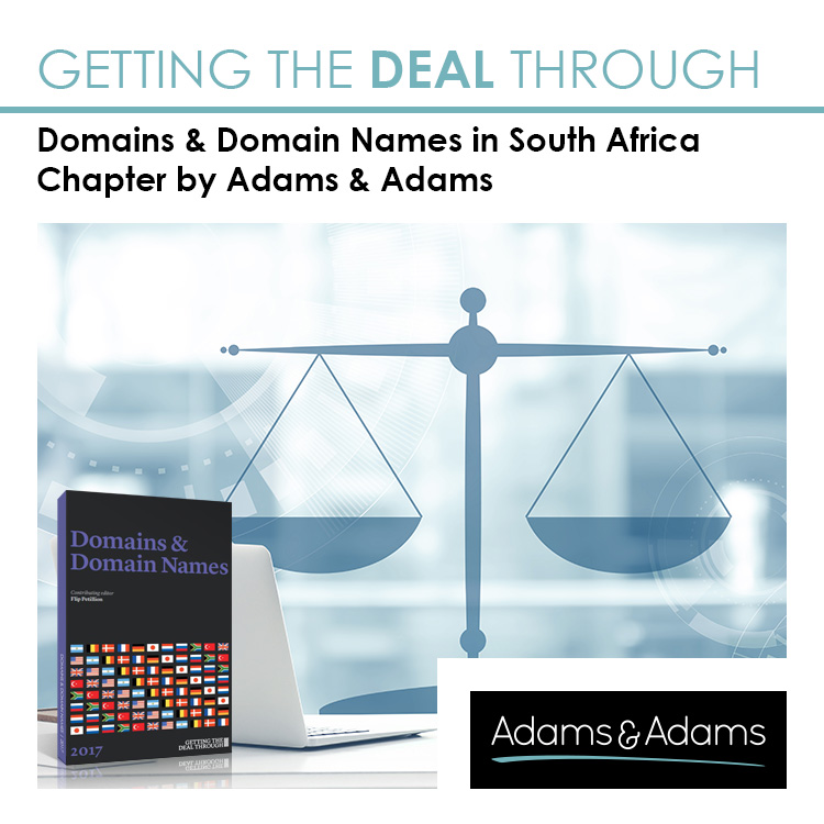 GETTING THE DEAL THROUGH | DOMAINS & DOMAIN NAMES