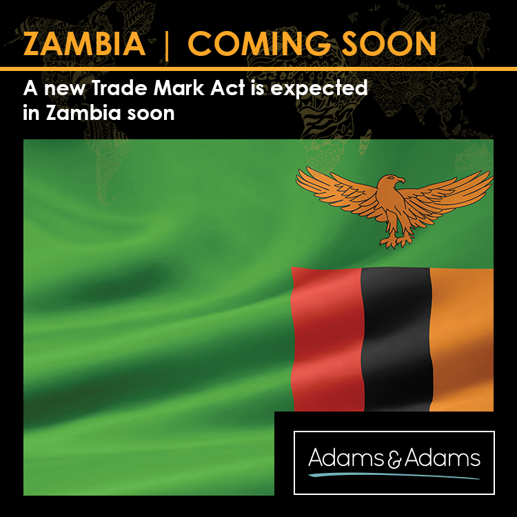 TRADE MARK LAWS IN ZAMBIA SET TO CHANGE