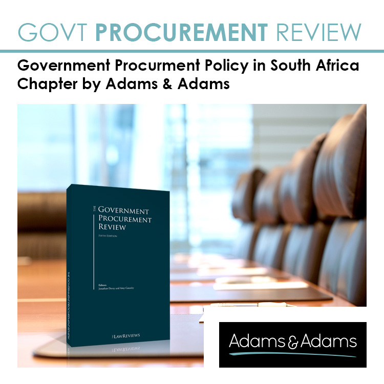 THE GOVERNMENT PROCUREMENT REVIEW | SOUTH AFRICA CHAPTER