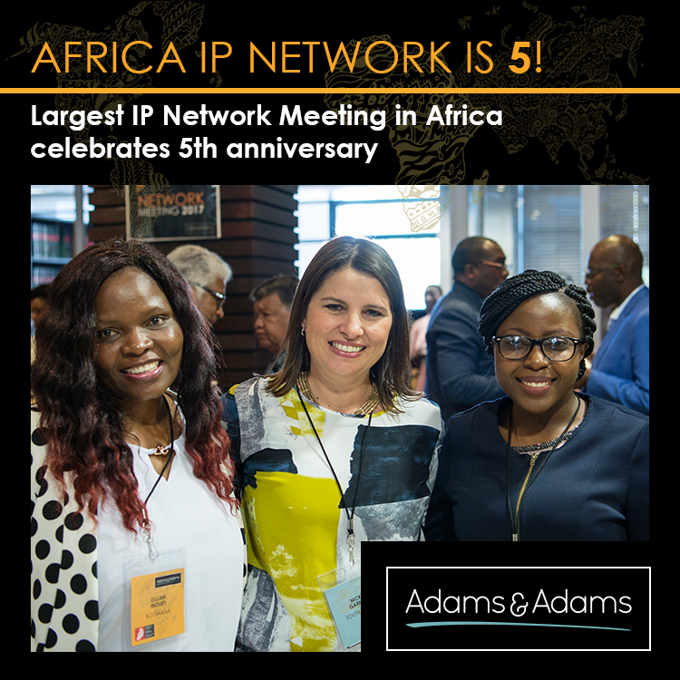 LARGEST AFRICA IP MEETING CELEBRATES FIVE YEARS