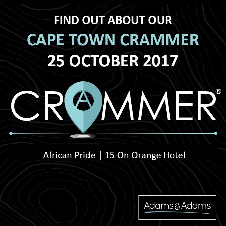 ADAMS & ADAMS CRAMMER 2017