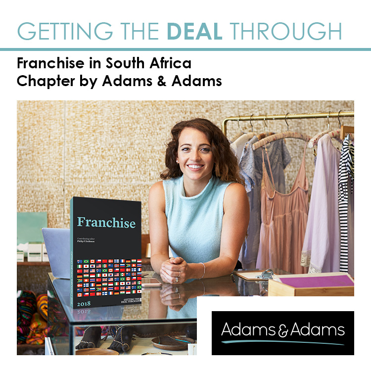 GETTING THE DEAL THROUGH | FRANCHISE 2018