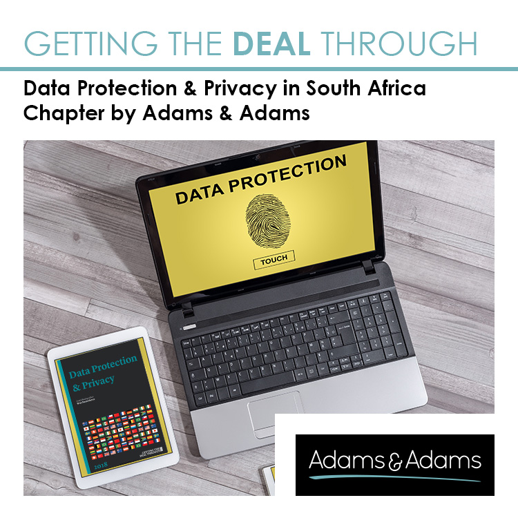 DATA PROTECTION & PRIVACY | GETTING THE DEAL THROUGH