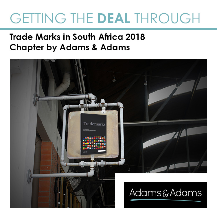 TRADEMARKS 2018 | GETTING THE DEAL THROUGH