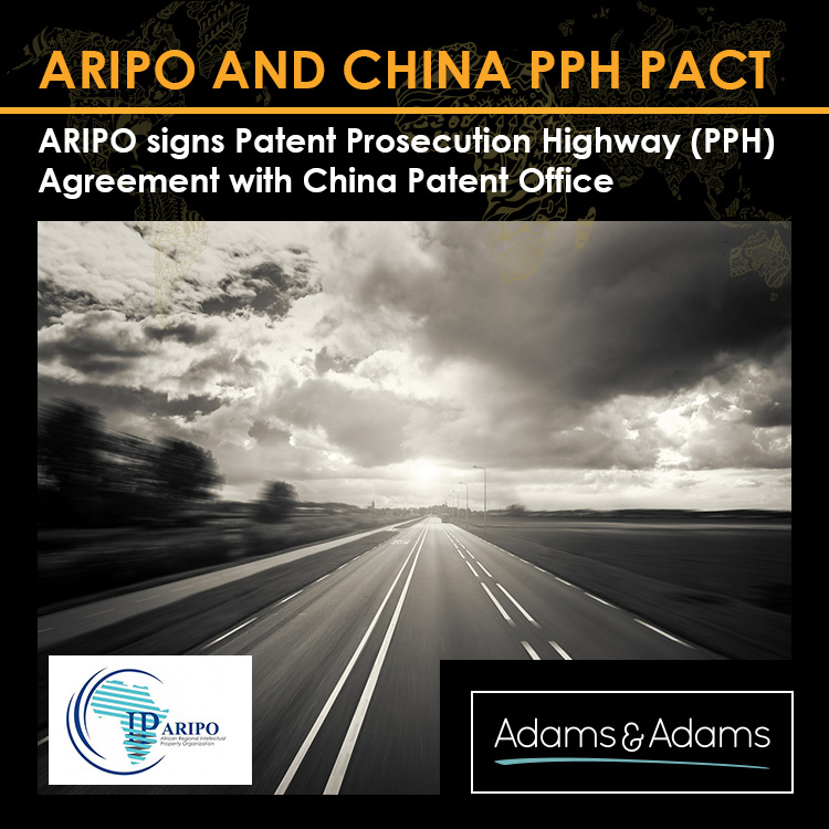 ARIPO SIGNS PPH AGREEMENT WITH CHINESE PATENT OFFICE