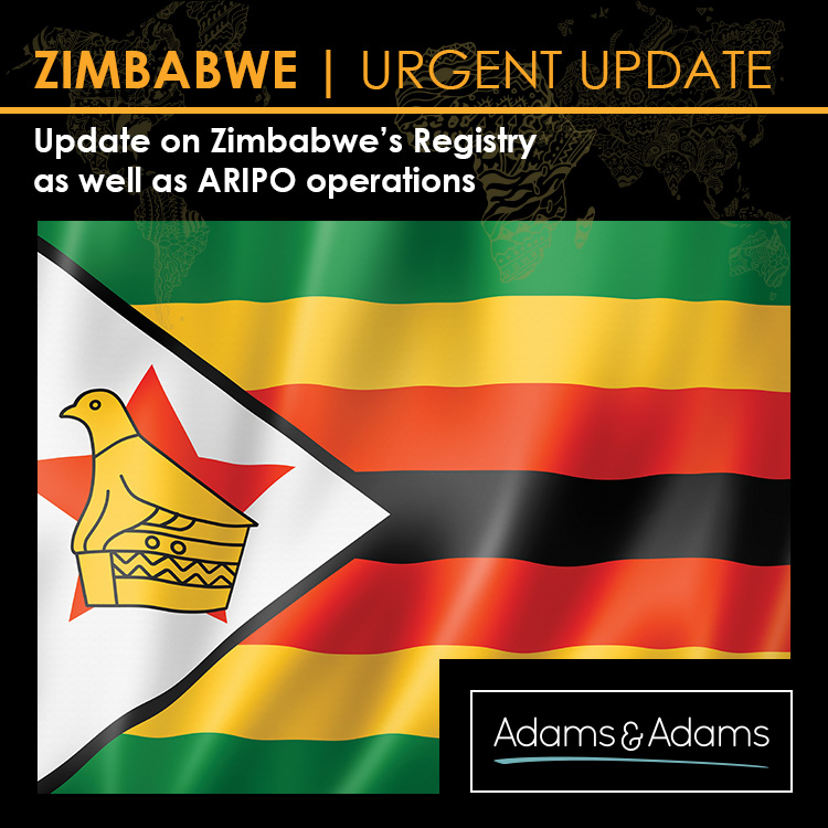 ZIMBABWE | REGISTRY AND ARIPO STILL OPERATIONAL DESPITE POLITICAL CRISIS