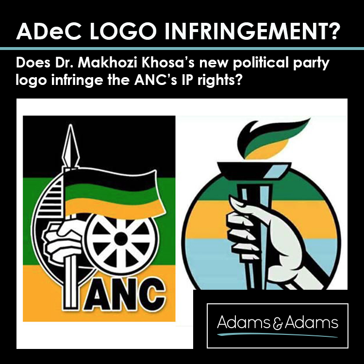 DOES ADeC's LOGO INFRINGE THE ANC's IP RIGHTS?