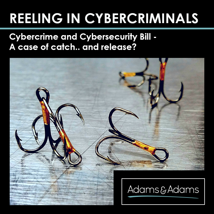 REELING IN CYBERCRIMINALS | CATCH.. AND RELEASE?!