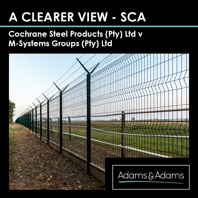 OF SEE-THRU FENCES AND LIQUORICE ALLSORTS | COCHRANE v M-SYSTEMS