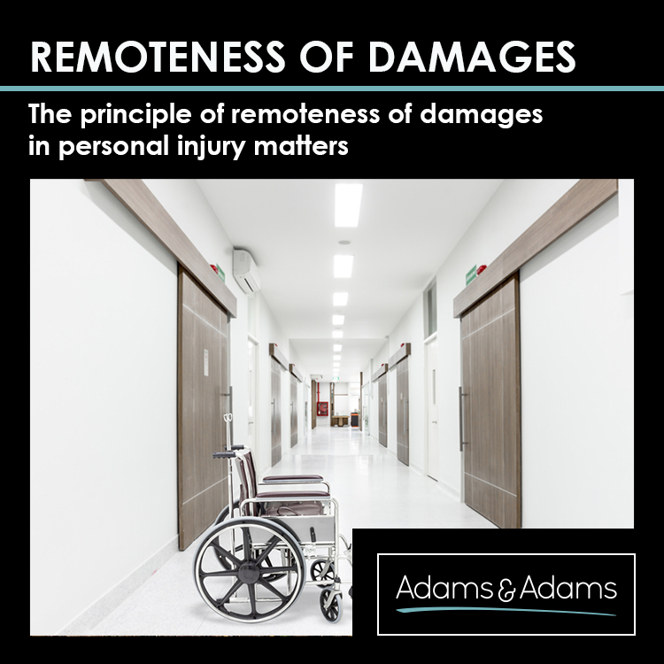 THE PRINCIPLE OF REMOTENESS OF DAMAGES