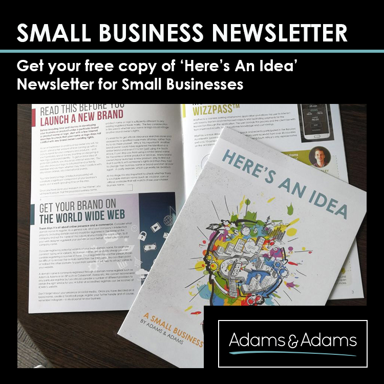 HERE'S AN IDEA | EASY GUIDE FOR SMALL BUSINESS