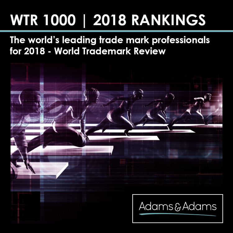 BEST FOR TRADE MARKS - THERE'S NO DOUBT ABOUT IT!