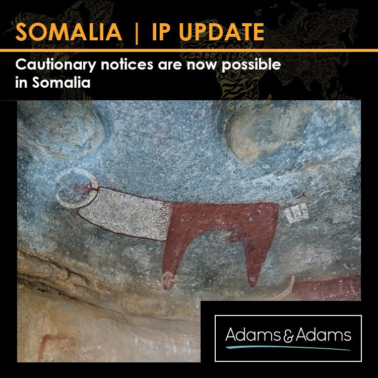 TRADE MARKS | CAUTIONARY NOTICES NOW POSSIBLE IN SOMALIA