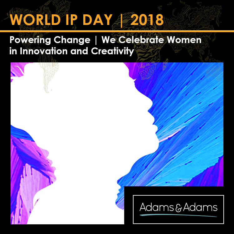 WOMEN IN IP | WORLD IP DAY 2018