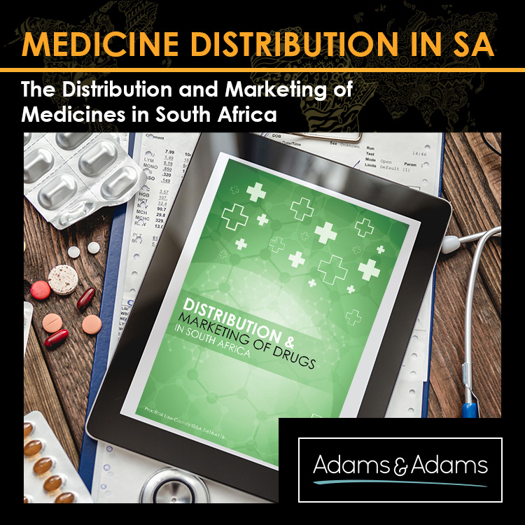 THE DISTRIBUTION AND MARKETING OF MEDICINES IN SOUTH AFRICA