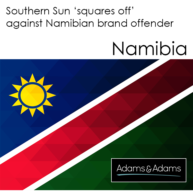 Southern Sun 'squares off' against Namibian brand offender