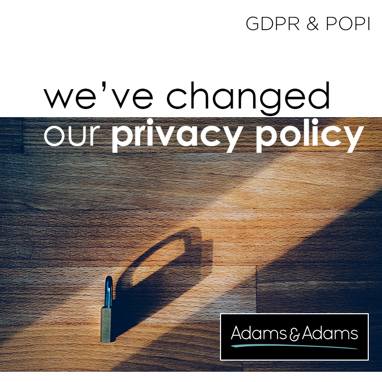 WE'VE CHANGED OUR PRIVACY POLICY! | GDPR AND POPI
