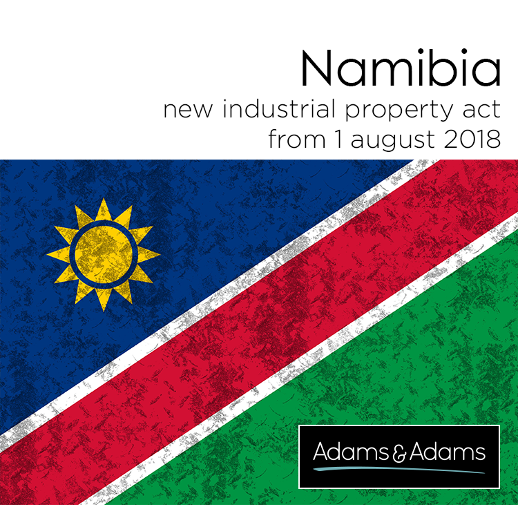 NAMIBIA INTRODUCES NEW INDUSTRIAL PROPERTY ACT