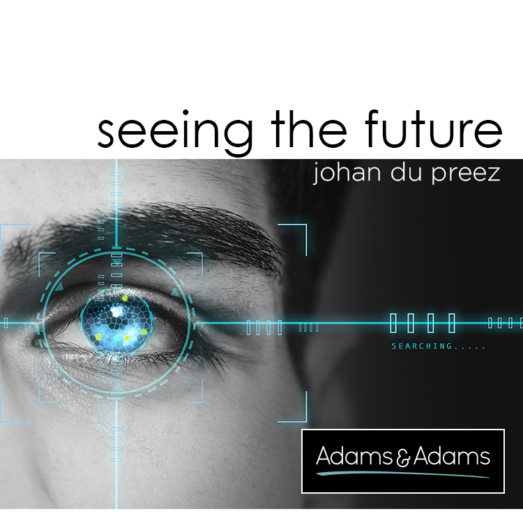 SEEING THE FUTURE | AN INTERVIEW WITH JOHAN DU PREEZ