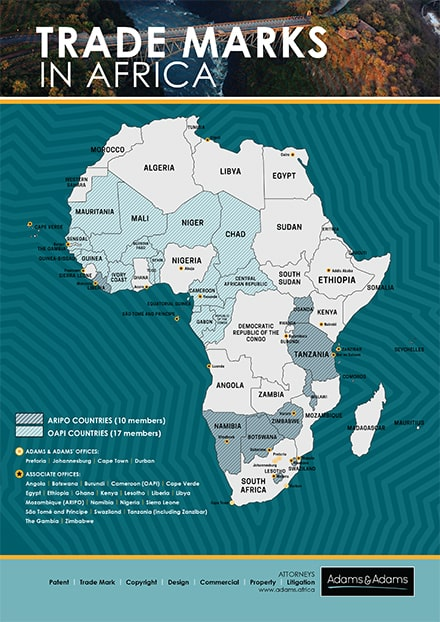trademarks in africa