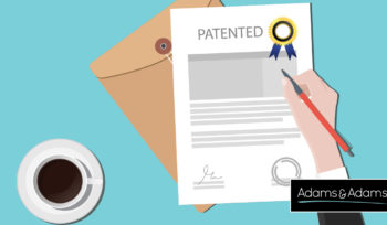 what is a patent