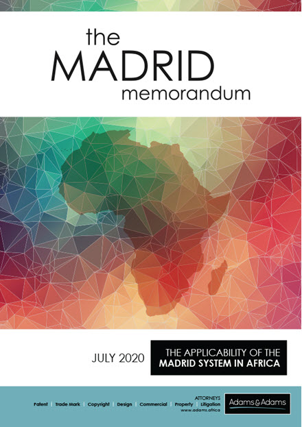 Madrid Protocol 2020-Cover