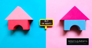 Renting vs buying in south africa which is better